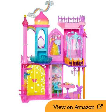 Barbie Rainbow Cove Castle Playset Review