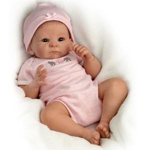 Ashton-Drake Little Peanut Baby Doll