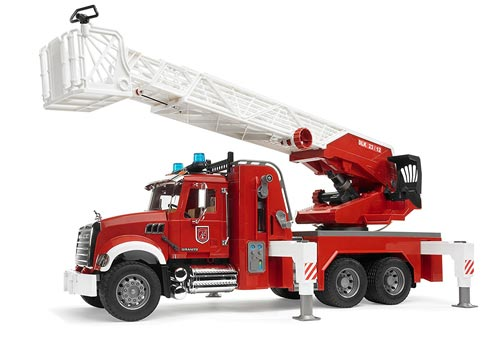 Bruder Granite fire truck Review