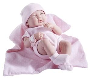 La Newborn Boutique 14 Inch Doll