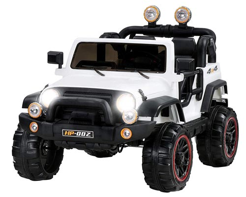 Uenjoy Ride on Cars Model HP-002 Review