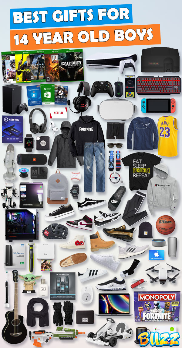 Gifts For 14 Year Old Boys Gift Ideas For 2020