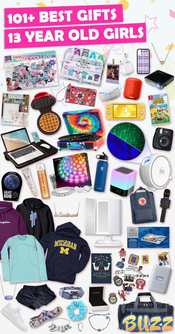 Gifts For 13 Year Old Girls In 2021 Best Gift Ideas
