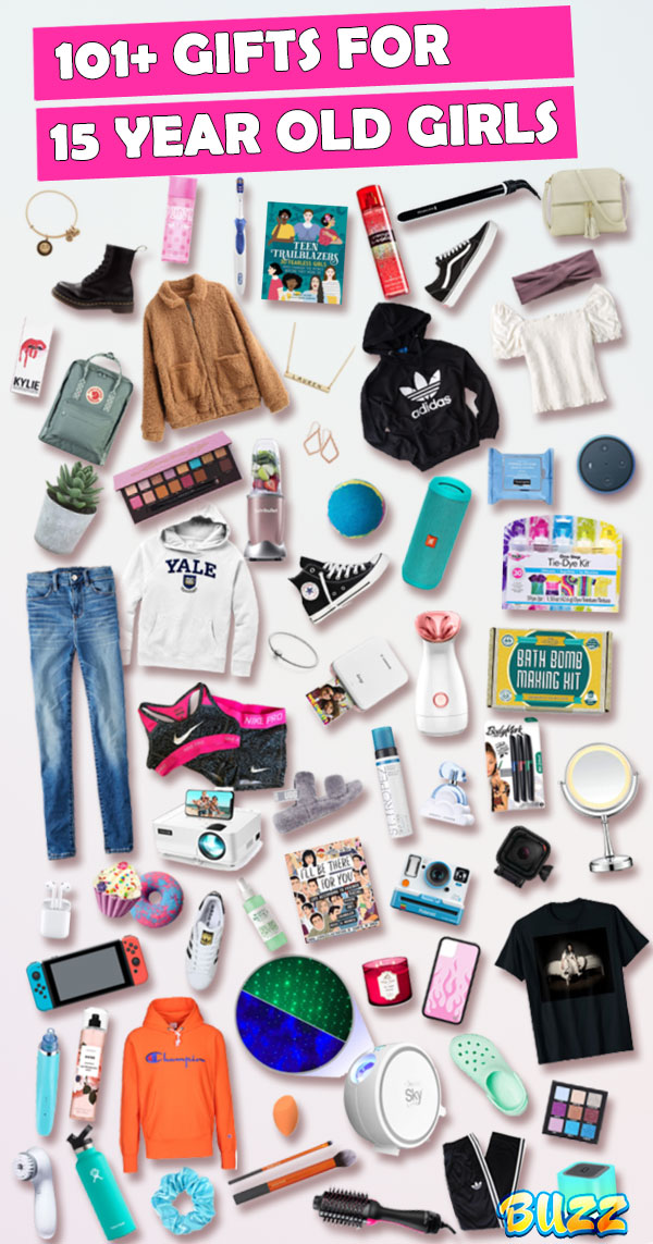 Gifts For 15 Year Old Girls Gift Ideas For 2020