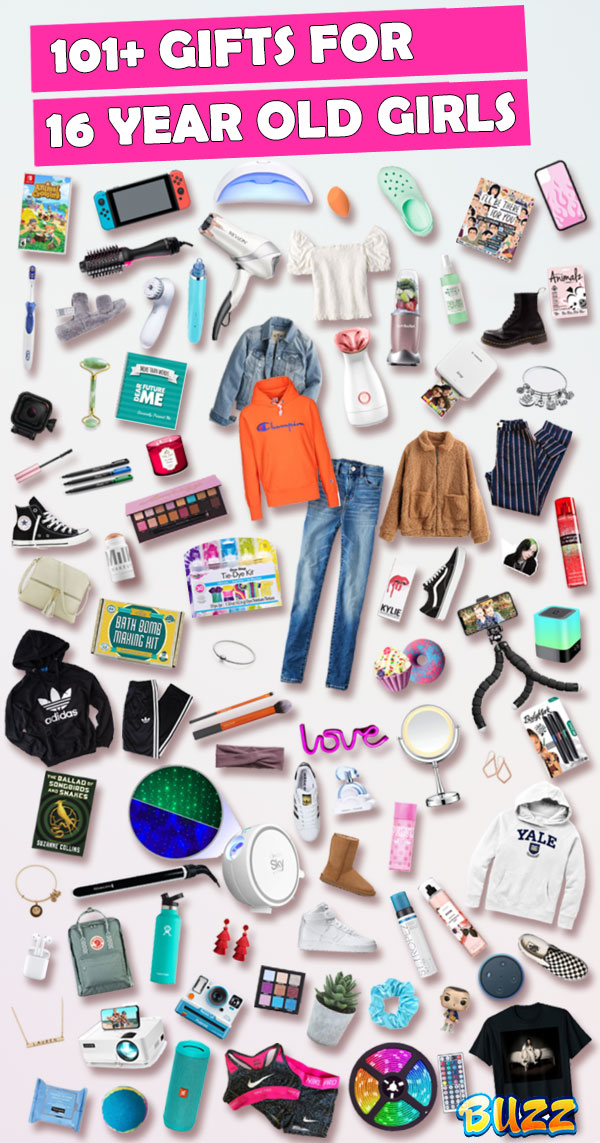 Gifts For 16 Year Old Girls Gift Ideas For 2021