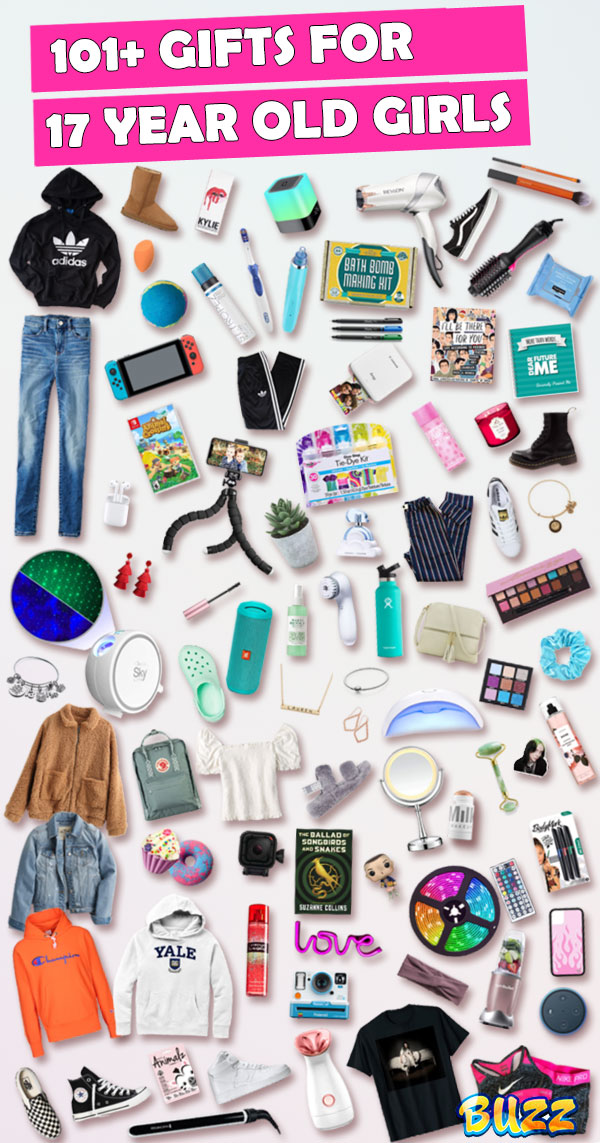 Gifts For 17 Year Old Girls Gift Ideas For 2021