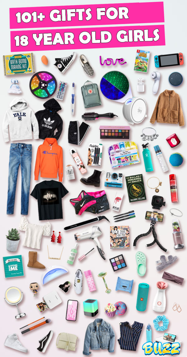 Gifts For 18 Year Old Girls Gift Ideas For 2021