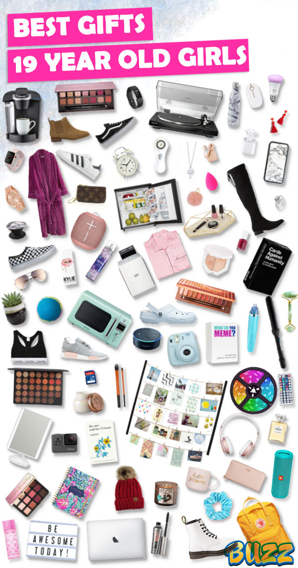 Gifts For 19 Year Old Girls 2021 Best Gift Ideas