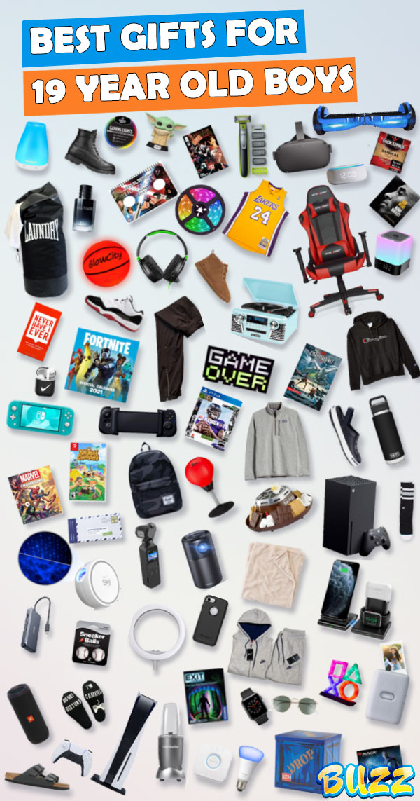 Gifts For 19 Year Old Boys 2021 Best Gift Ideas