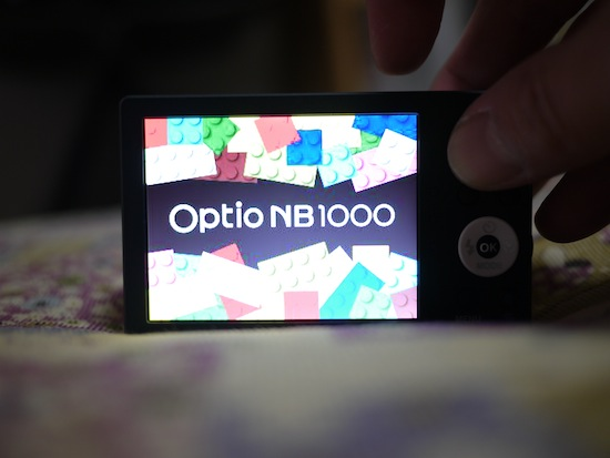 Optio NB1000