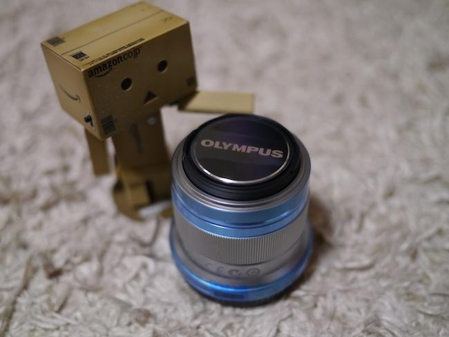 M.ZUIKO DIGITAL 45mm F1.8