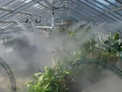 greenhouse misting - Project Home Page