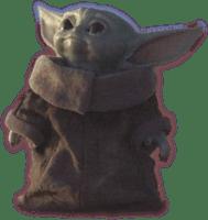Cute Baby Yoda