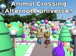 Animal Crossing New Horizons Alternate Universe
