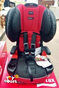 Toy House and Baby Too, Car seats, Britax, Britax Frontier, infant seats