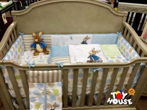 Toy House and Baby Too, Brixy Haven Crib, baby crib, baby store, car seats, strollers