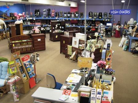 Toy House and Baby Too, baby store, Jackson, Michigan, toy store, car seats, cribs, strollers