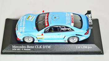 MINICHAMPS 1-43 Merceded-Benz CLK DTM 2003 P.Huisman 01