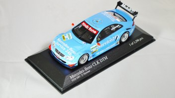 MINICHAMPS 1-43 Merceded-Benz CLK DTM 2003 P.Huisman 02