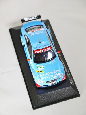 MINICHAMPS 1-43 Merceded-Benz CLK DTM 2003 P.Huisman 03
