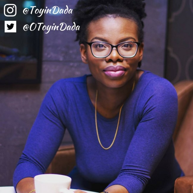 Connect With Toyin