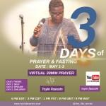 3-Day Prayer & Fasting