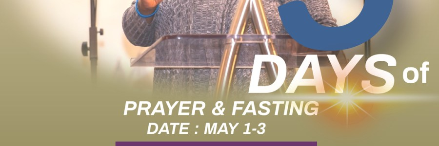 3-Day Prayer & Fasting