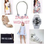 LIFESTYLE || Lusting x ZALORA WISH LIST