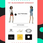 OUR 1ST BLOGIVERSARY GIVEAWAY ft 6 NIGERIAN BRANDS [CLOSED]