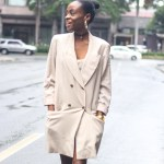 How to wear a Blazer as a Blazer Dress