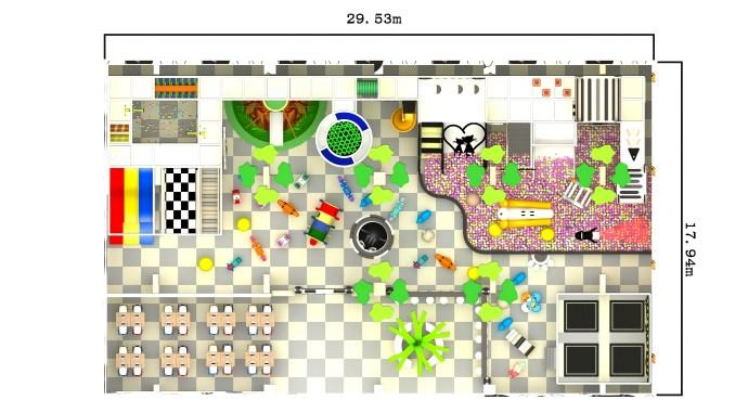 dream garden play made indoor playground