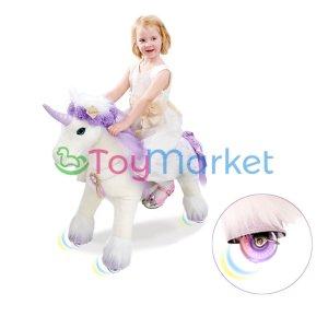 unicorn mediu ponycyle fairytail