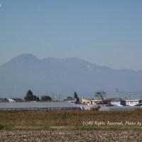長野県松本市 山々