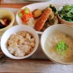 「cafe KITOKI」さん〜豊橋市マクロビランチ〜石巻山〜
