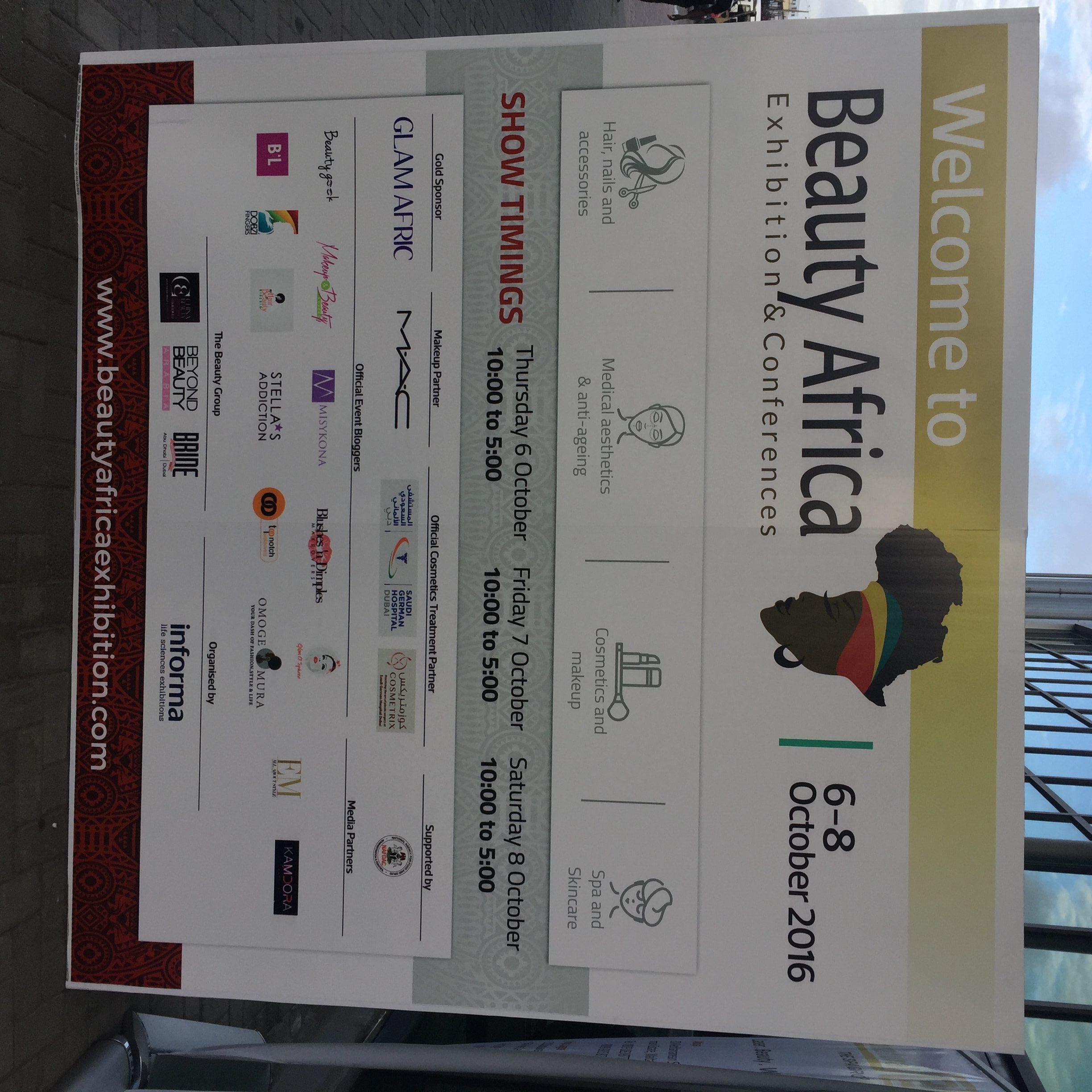 beauty africa exhibition & conferences 2016