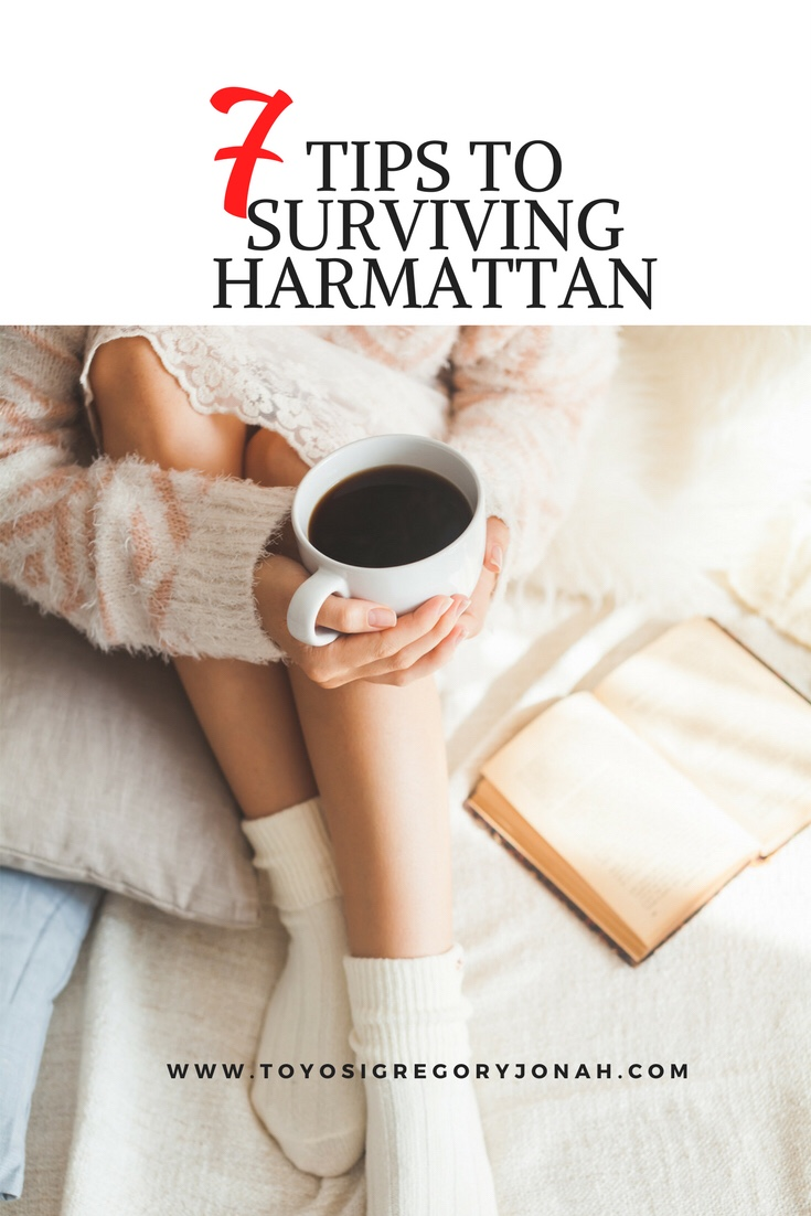 FAMILY || 7 TIPS FOR SURVIVING HARMATTAN