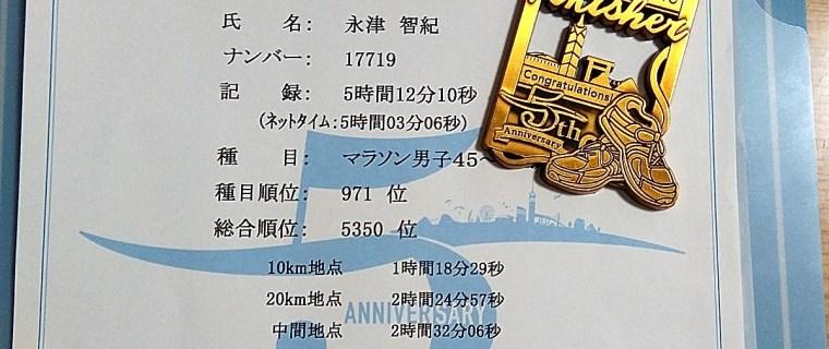 福岡マラソン