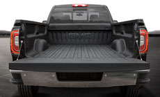 Image showing truck bed innovations on the 2017 Sierra light-duty pickup truck.