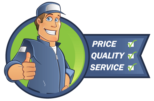 Price, quality and service is the secret to lifelong customers in country
