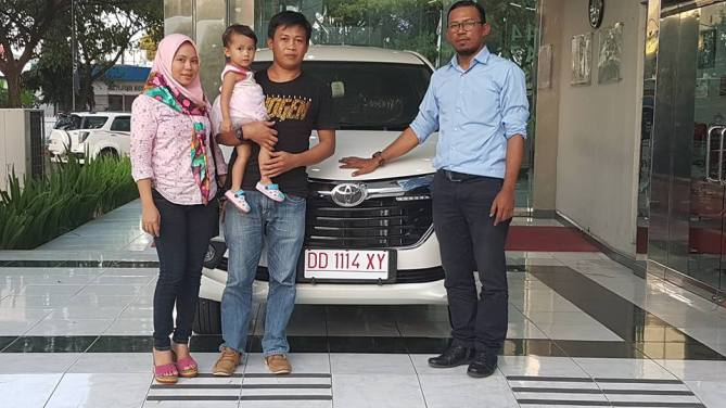Kredit Angsuran Grand New Avanza makassar 2017