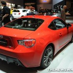 2014 Scion FR-S Sports Coupe