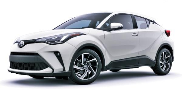 New 2022 Toyota CHR Rumors, Pricing