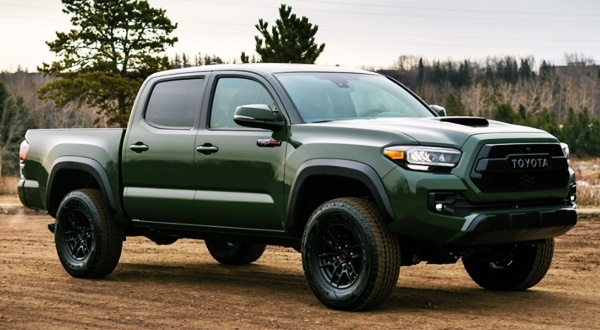 New 2022 Toyota Tacoma USA Release Date, Price
