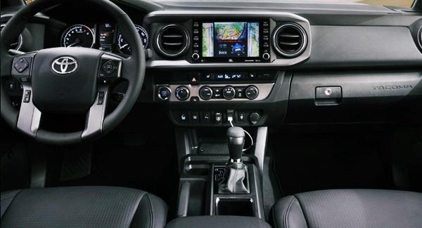 2021 Toyota Tacoma SR Interior
