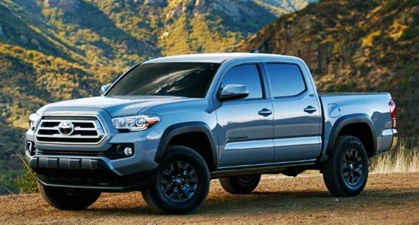 2022 Toyota Tacoma TRD Pro Specs, Engine, Change