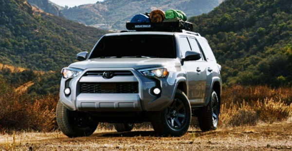 2022 Toyota 4Runner Limited Release Date, Pricing