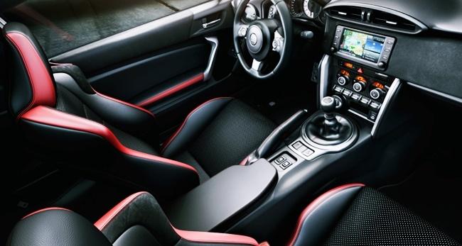 2022 Toyota GT86 Interior