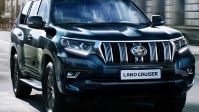 2022 Toyota Land Cruiser Redesign, New Model