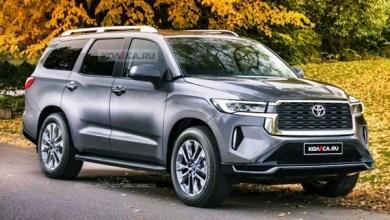 New 2022 Toyota Sequoia USA Redesign