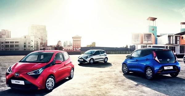 New 2022 Toyota Aygo Europe Rumors